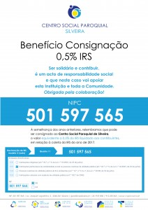 CSPSilveira - beneficio IRS 2018